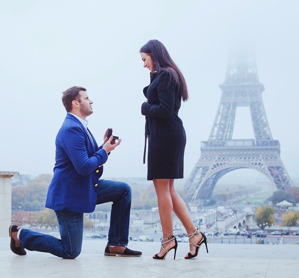 11 Romantic Ways To Propose