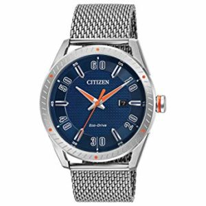 Men's Citizen Eco-Drive CTO Watch
