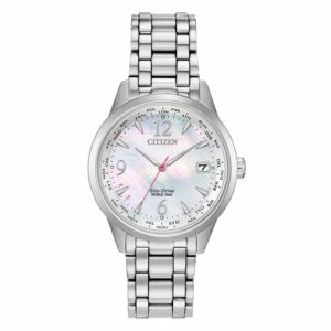 Ladies Citizen Eco-Drive World Time Watch