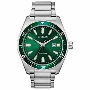 Men's Citizen Eco-Drive Brycen Watch