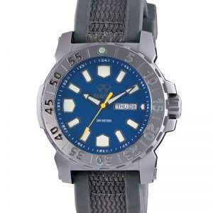 Men's Reactor Meltdown 2 Navy & Stealth Gray Watch