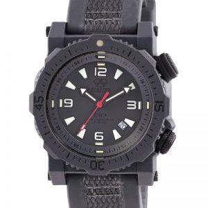 Men's Reactor Titan Stealth Gray Watch