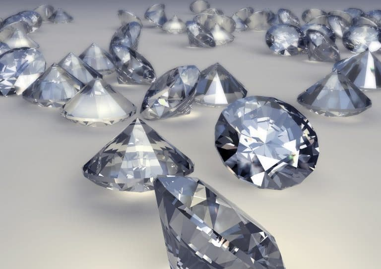 HOW TO TELL IF YOU HAVE A REAL DIAMOND - Beryl Jewelers