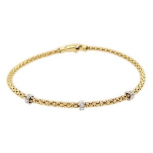 0.08ctw Diamond Bella Bracelet
