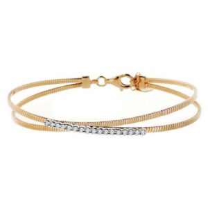 0.18ctw Diamond Bella Bracelet